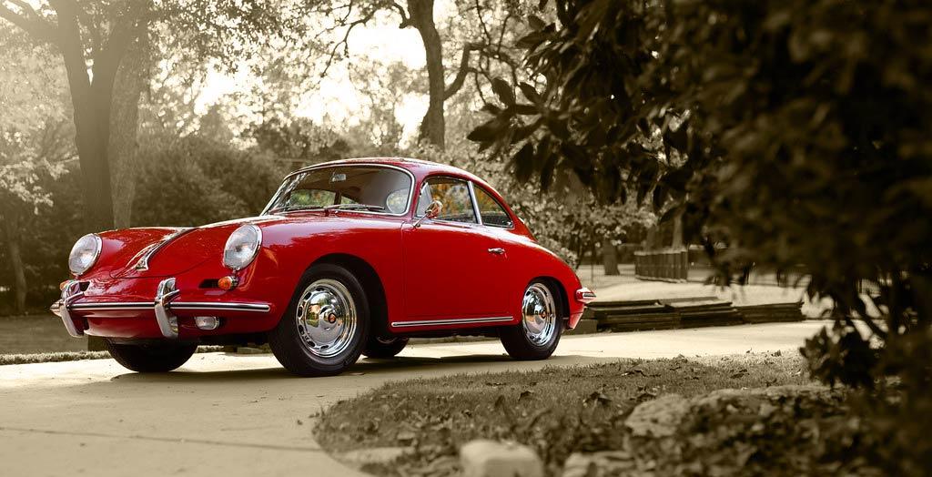 Porsche 356 Carrera 2 1962 года