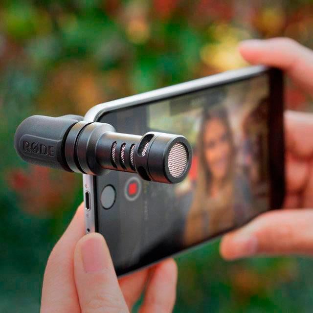Rode VideoMic Me – компактный микрофон для iOS