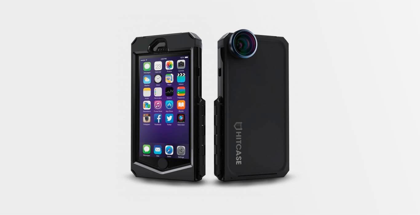 Водонепроницаемый чехол HITCASE PRO Bundle для iPhone 6/S