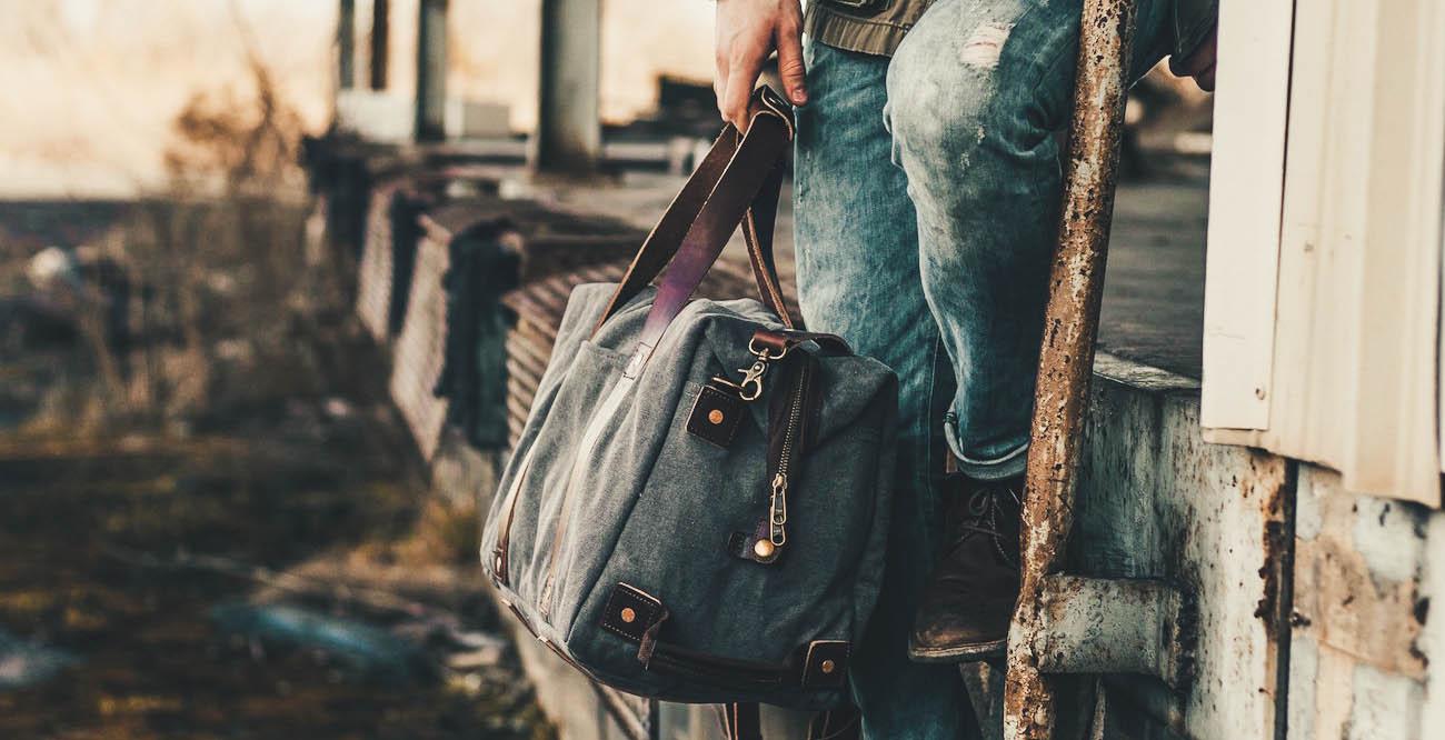 Дорожная сумка Sammy от Savage Supply Co