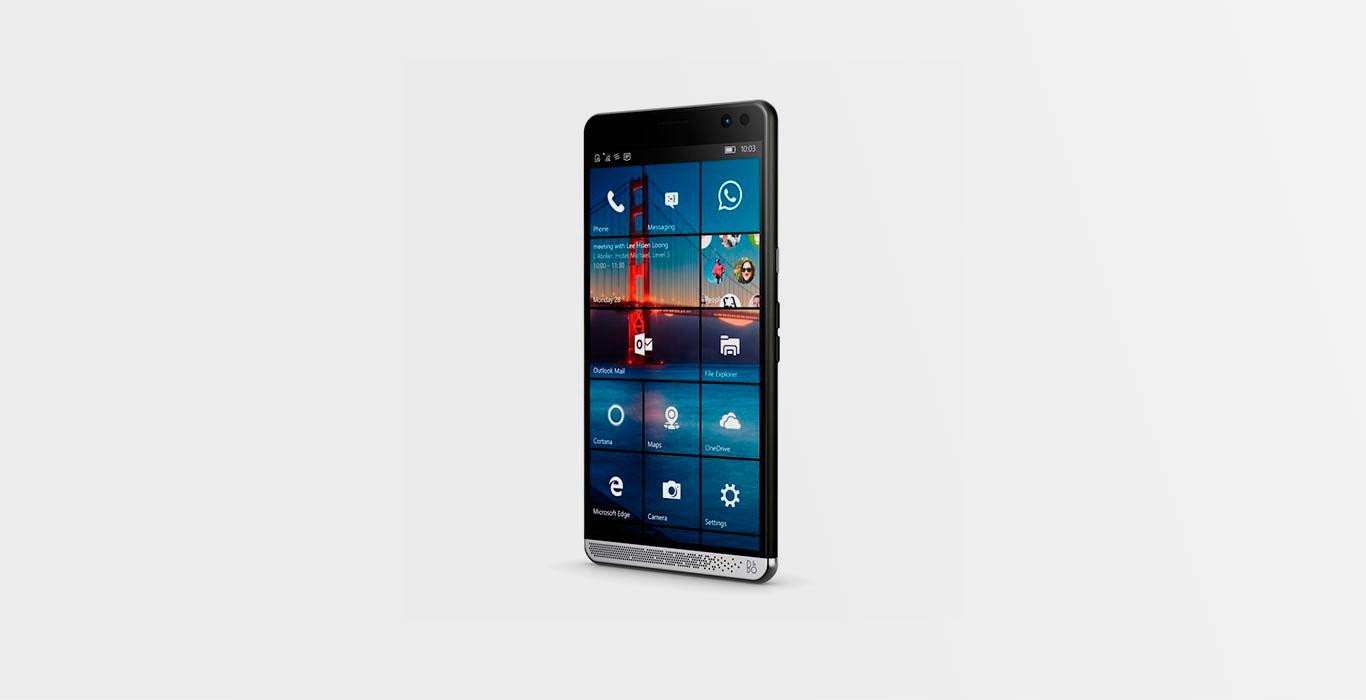 Смартфон Elite X3 от HP – Windows 10 в мобильном устройстве