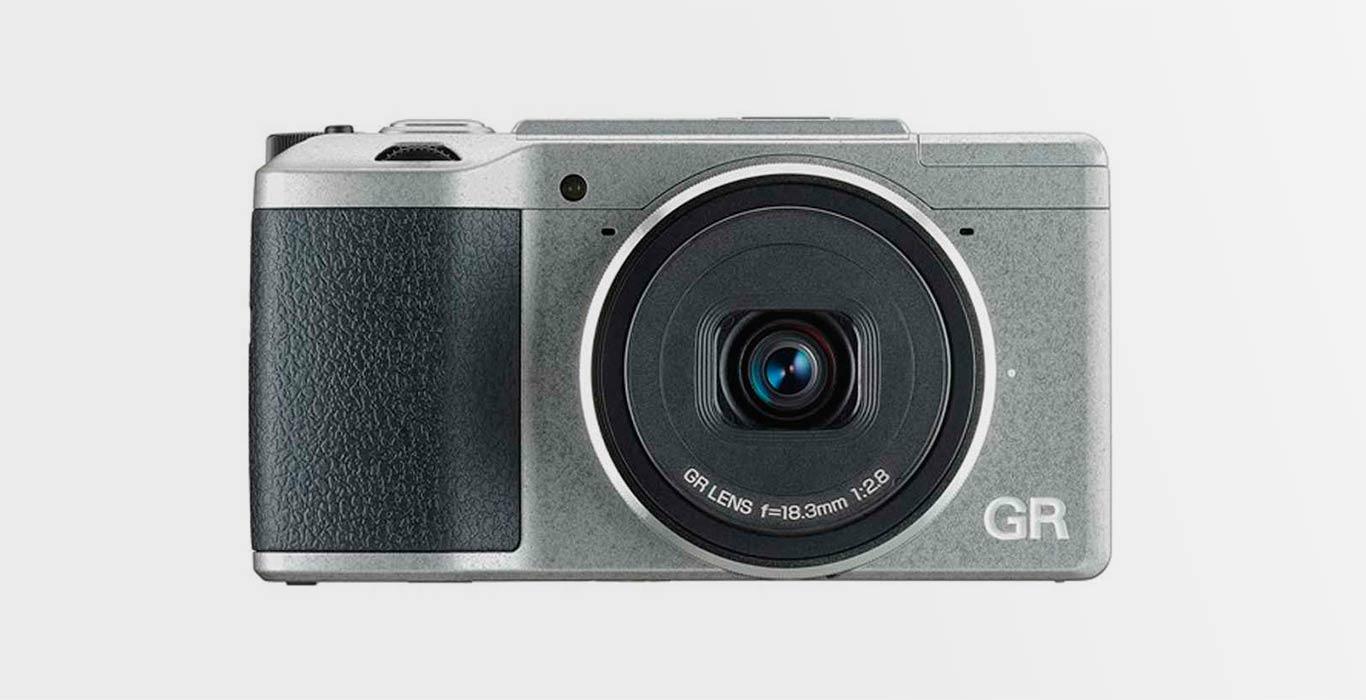 Фотокамера Ricoh GR II Silver Edition