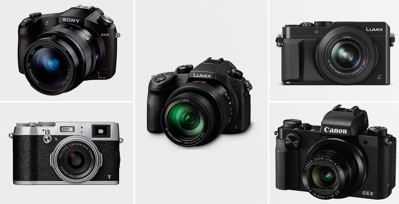 лучшие компактные камеры