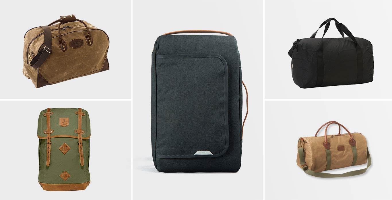 лучшие мужские сумки