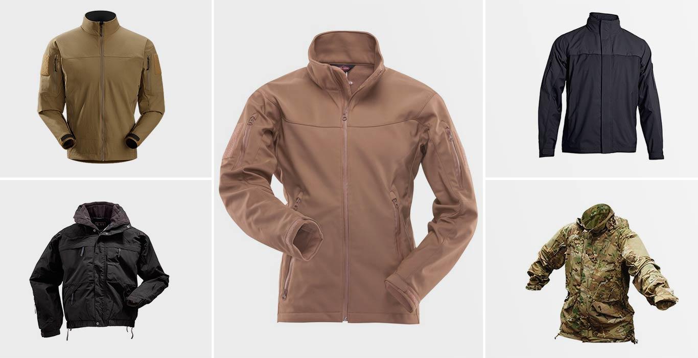 лучшие тактические куртки