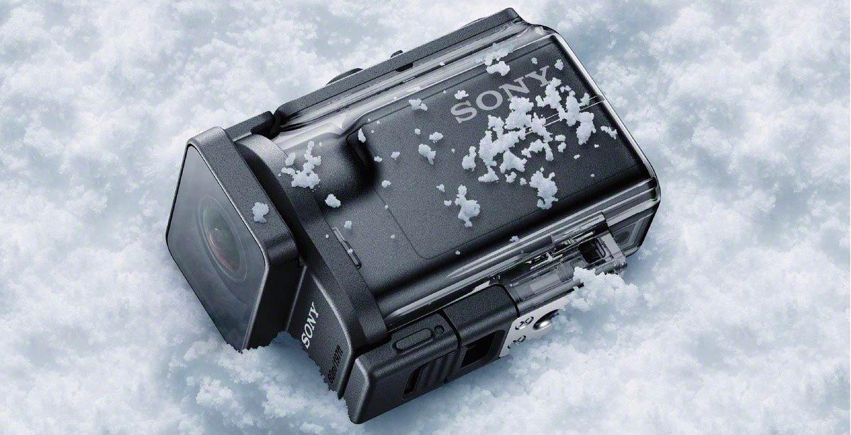 Sony HDRAS50