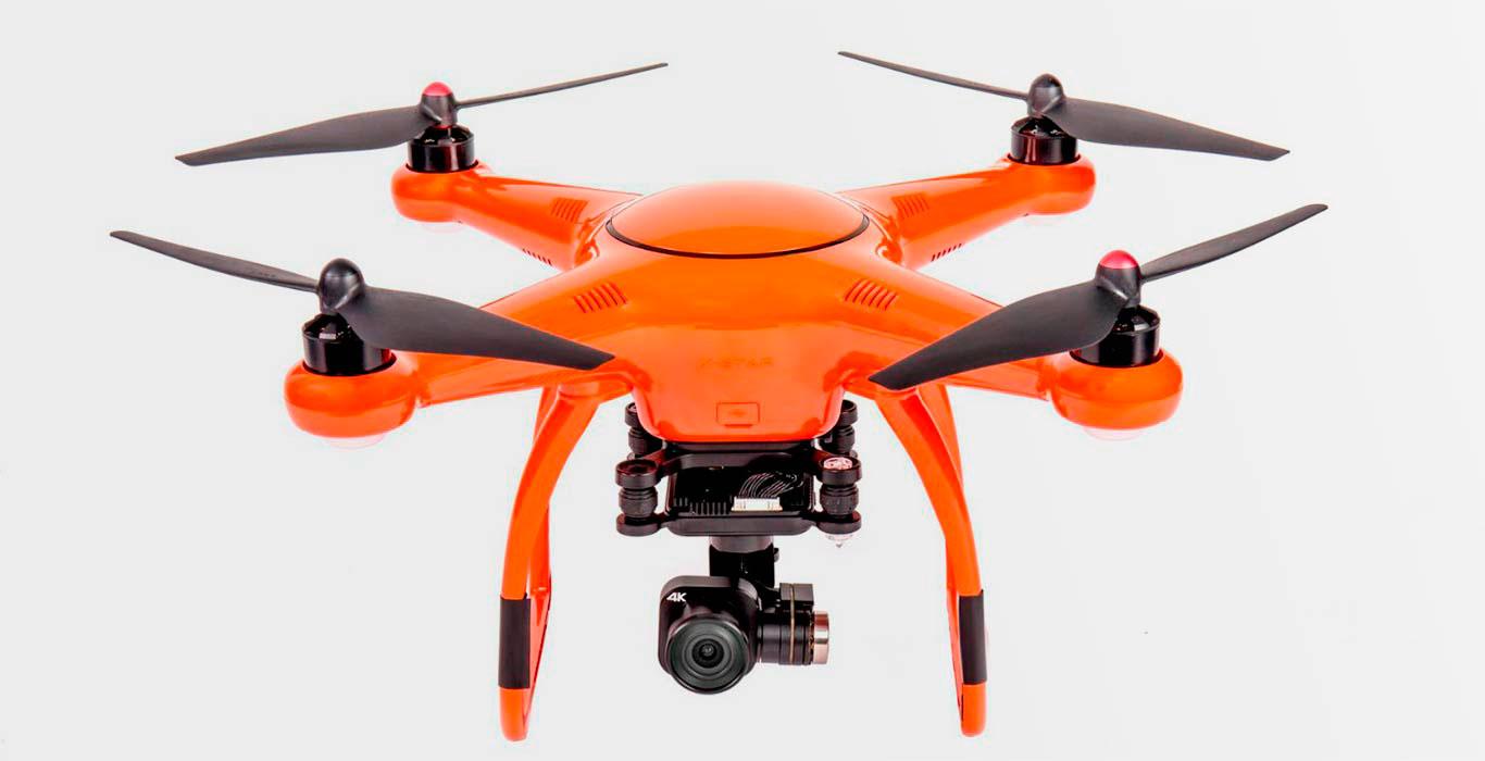 Квадрокоптер X-Star Premium с 4K камерой от Autel Robotics
