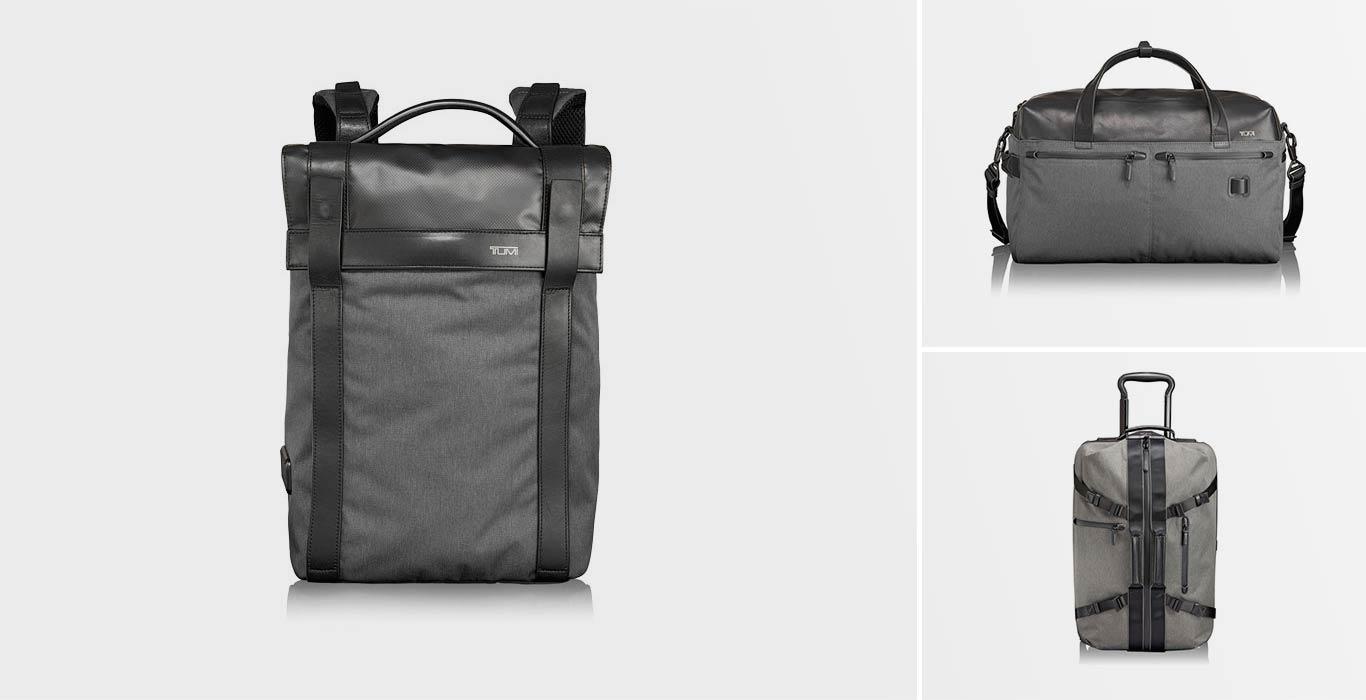 Коллекция рюкзаков и сумок от Tumi Tahoe
