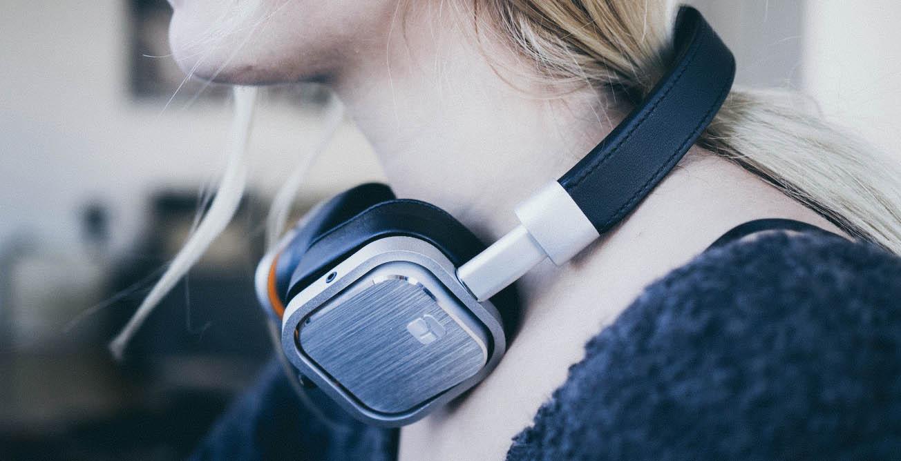 Наушники Torque Audio t402v