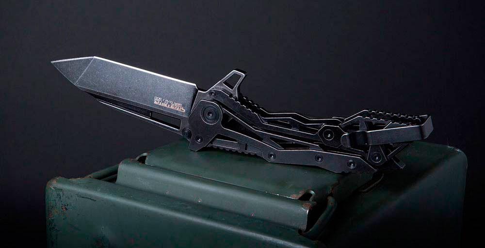 Нож General Lee 2 от QTRMSTR