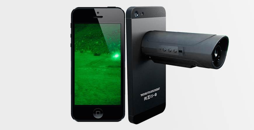 Прибор ночного видения Snooperscope