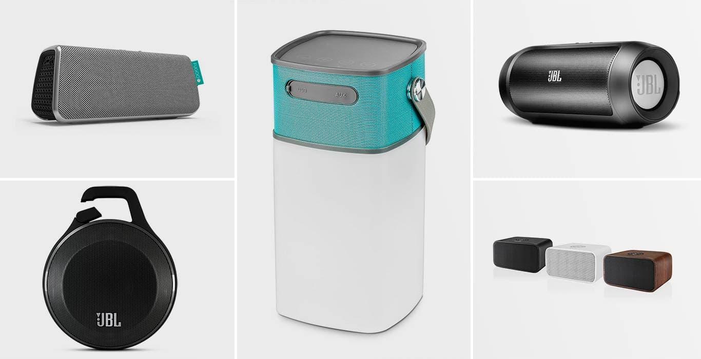 Пять лучших портативных Bluetooth-колонок