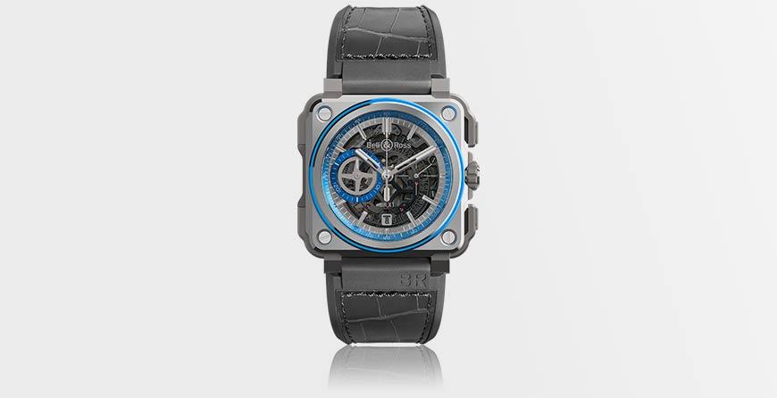 Часы BR-X1 Hyperstellar от Bell & Ross