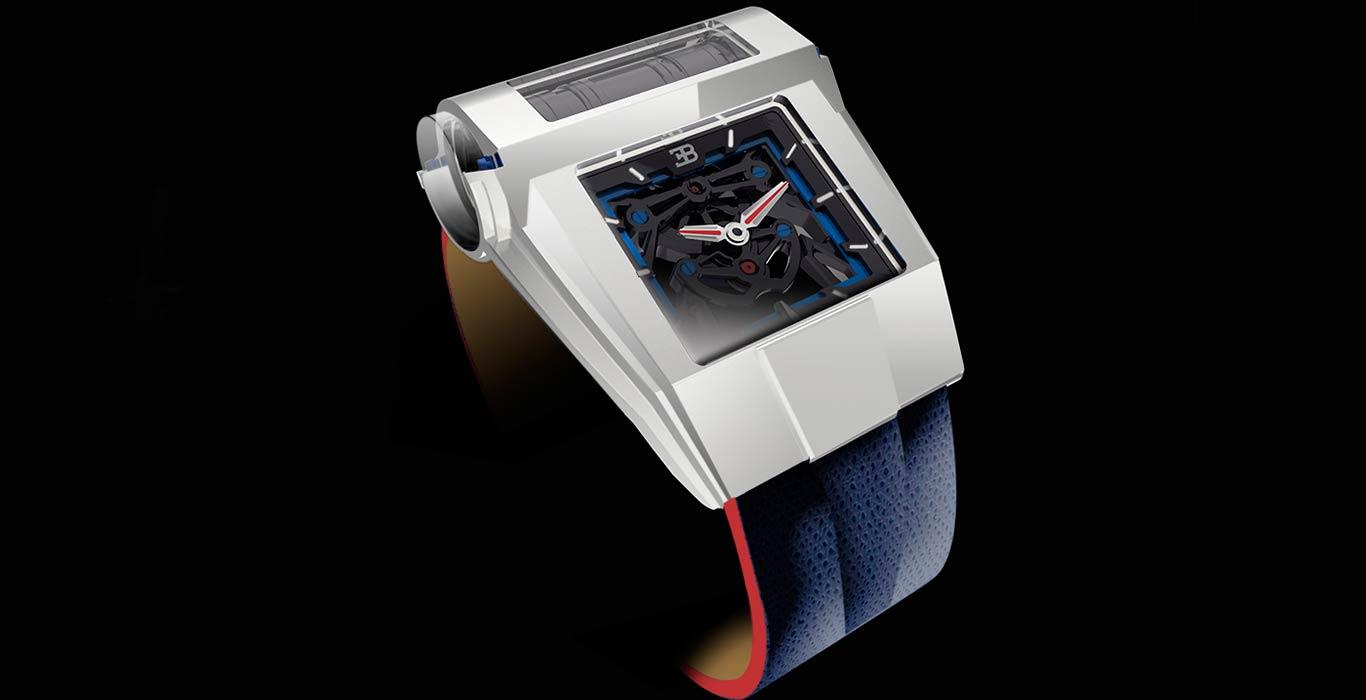 Часы Bugatti x Parmigiani Fleurier
