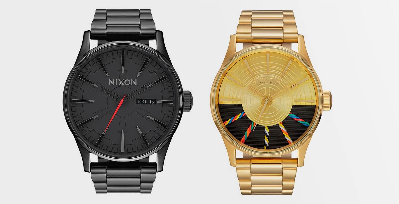 Часы Nixon Star Wars