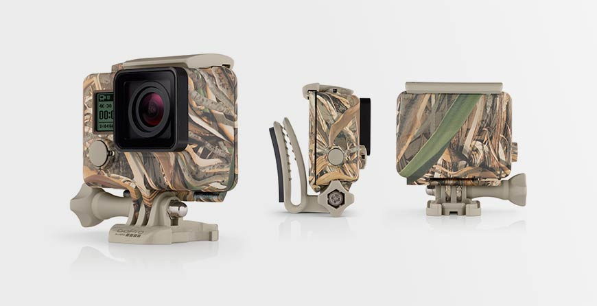чехол Realtree для GoPro