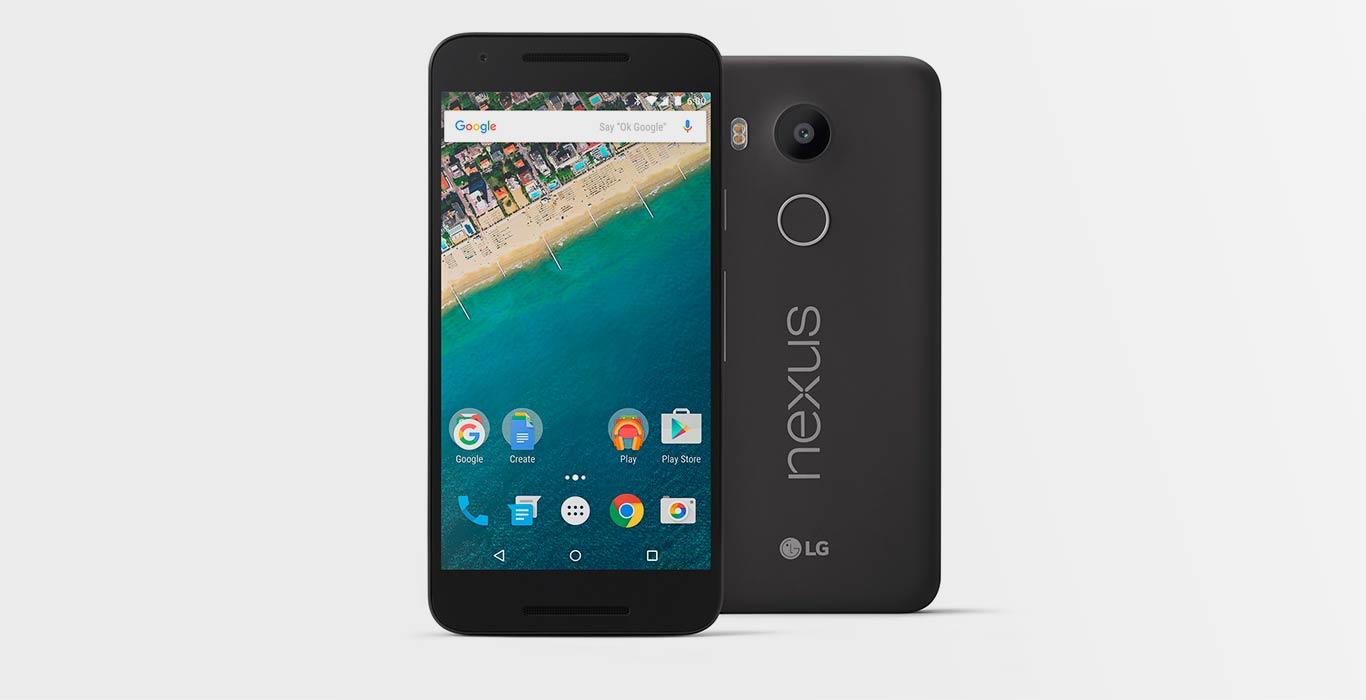 Google Nexus 5X