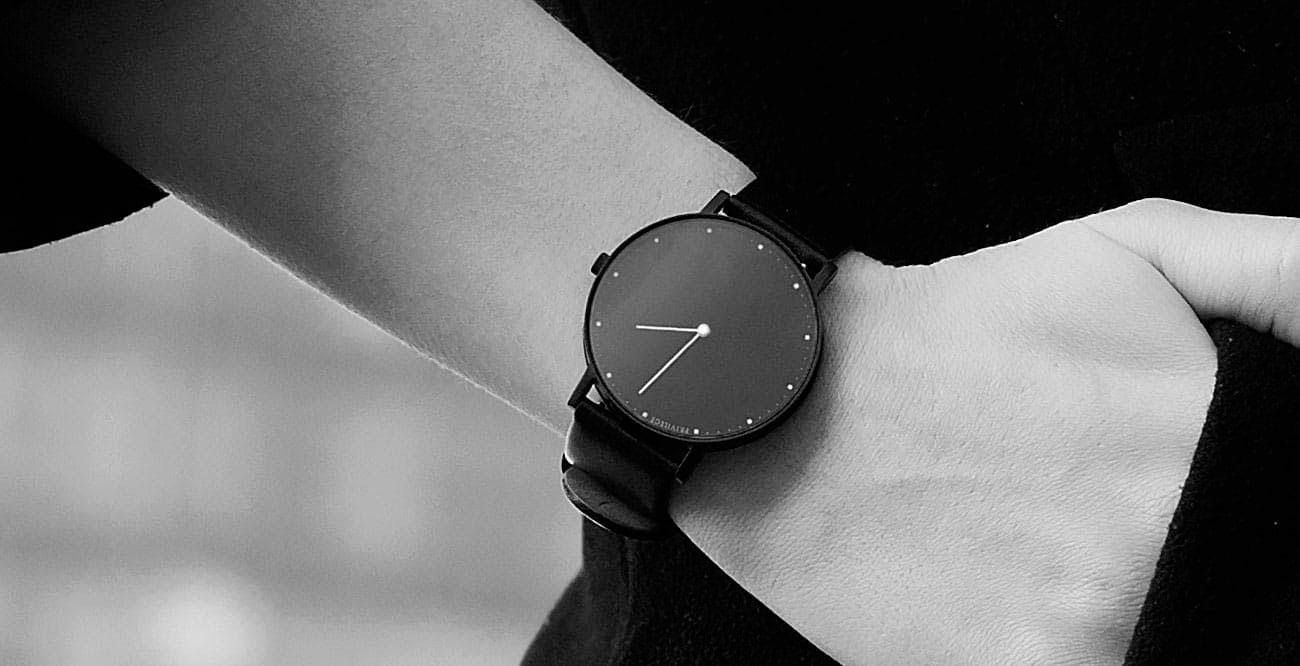 Privilege – часы минималистского дизайна