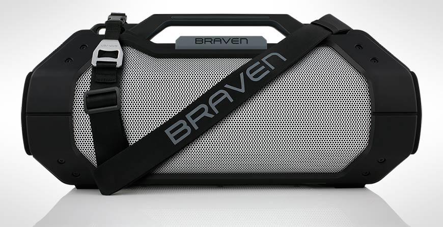 Портативный динамик Braven Brv-xxl