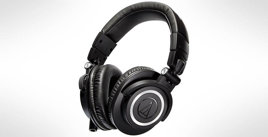 Студийные наушники Audio-Technica ATH-M50X