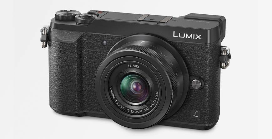 Фотокамера Panasonic Lumix GX85