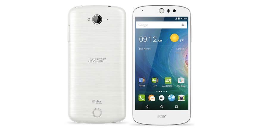 Экспресс-обзор смартфона Acer Liquid Z530