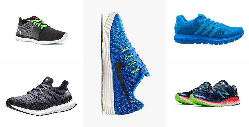 лучшие беговые кроссовки