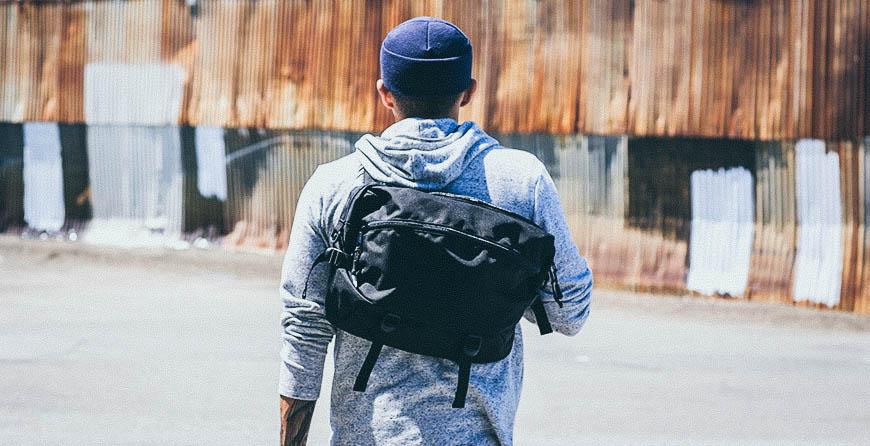 лучшие однолямочные рюкзаки