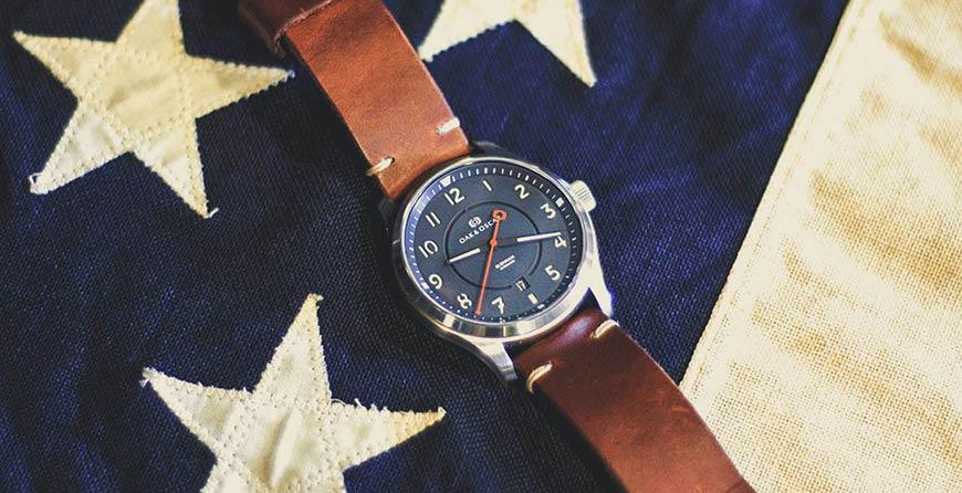 лучшие часы сделанные в США