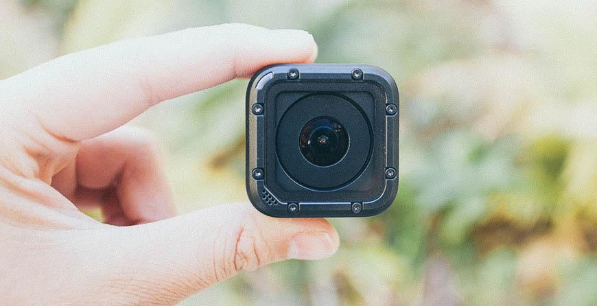 лучшие экшн-камеры для экстремальных съемок