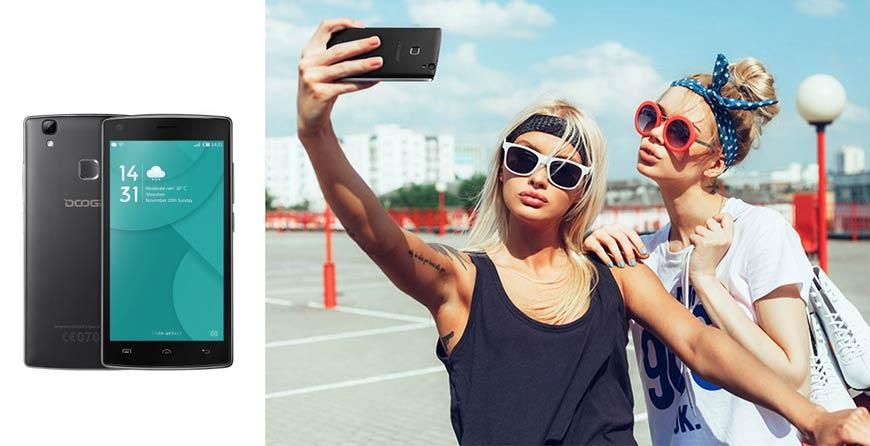 Купоны Gearbest: смартфон Doogee X5 Max
