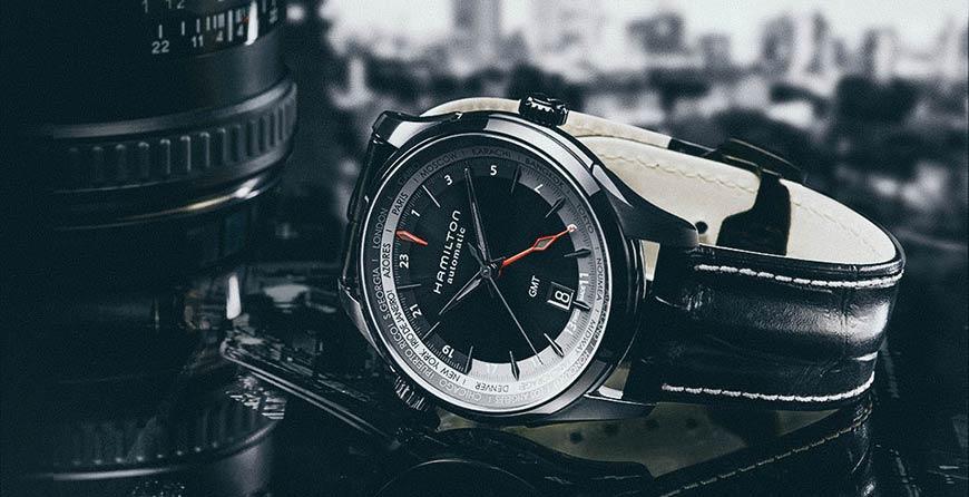 лучшие GMT наручные часы