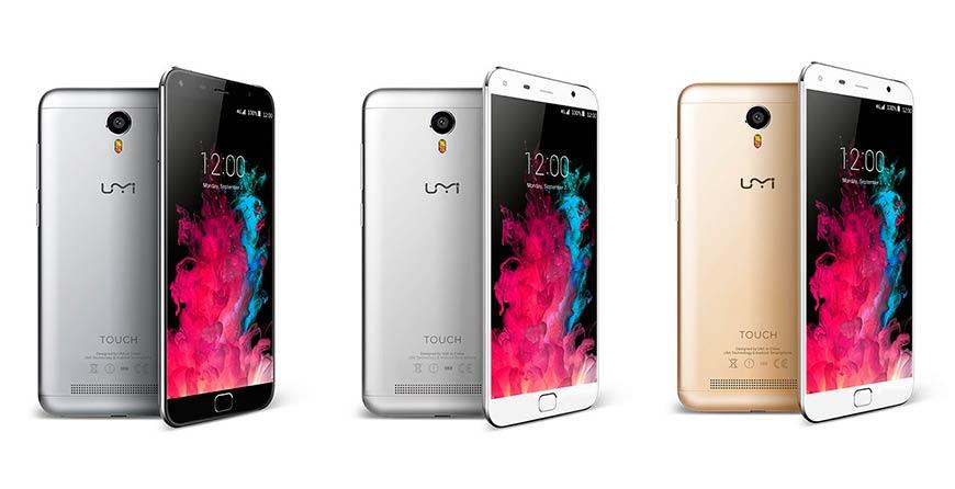 смартфон UMI Touch