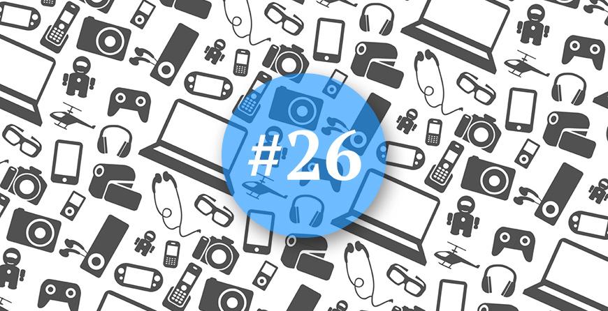 Горящие товары и самое интересное на Gearbest. Выпуск #26