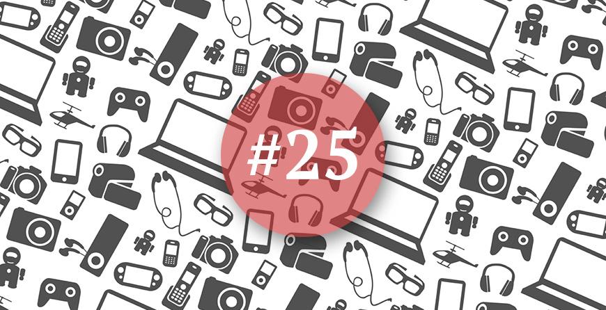 Крутые гаджеты и штуки на Gearbest. Выпуск #25