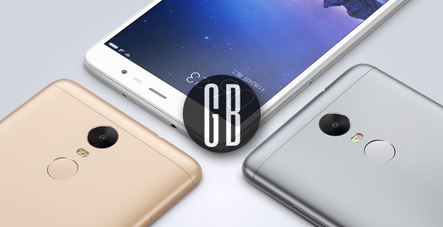Распродажа шикарных смартфонов на GearBest