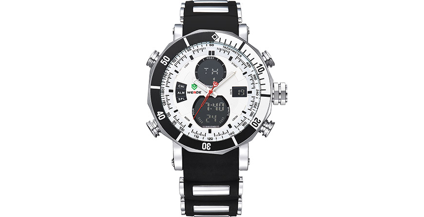 Часы WEIDE – стиль и качество в одном аксессуаре
