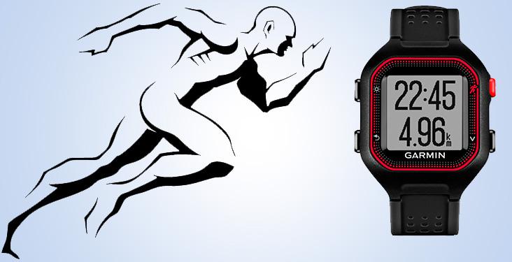 Лучшие часы Garmin для бега