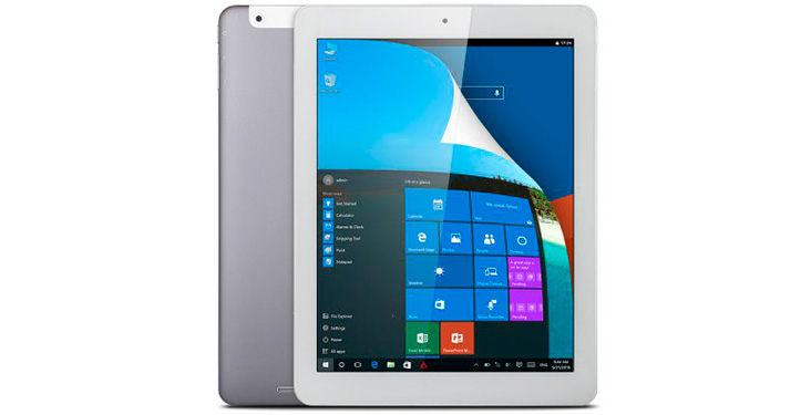 Экспресс-обзор планшета Teclast X98 Plus II