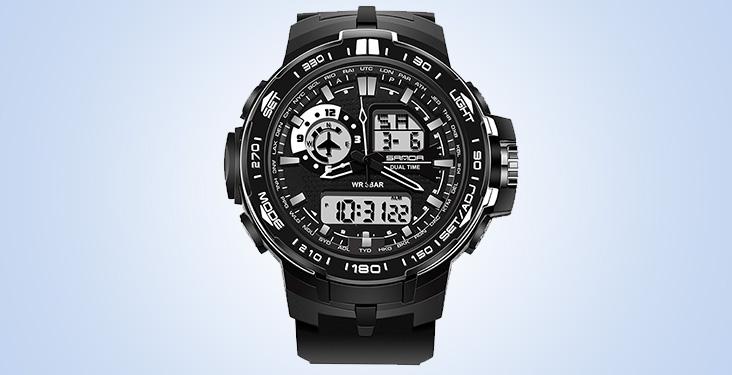 лучшие спортивные часы из Китая