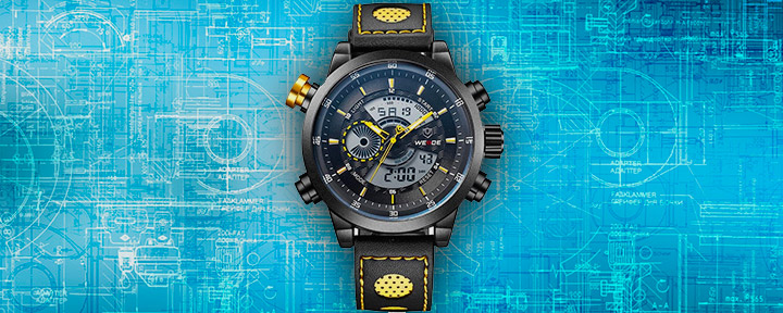 WEIDE WH-3401