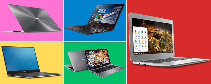 Лучшие недорогие ноутбуки 2017 года