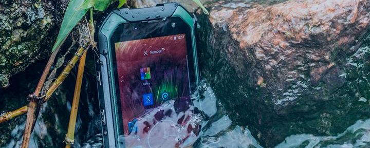 Обзор смартфона Blackview BV6000S для активного отдыха и туризма
