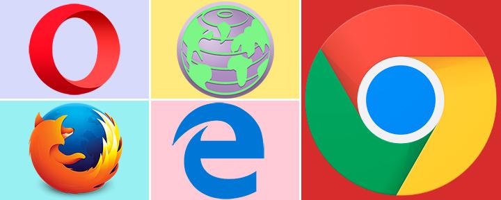 Топ 5: лучшие браузеры 2017 года