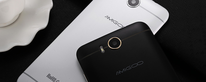 Экспресс-обзор смартфона AMIGOO X18 из Китая