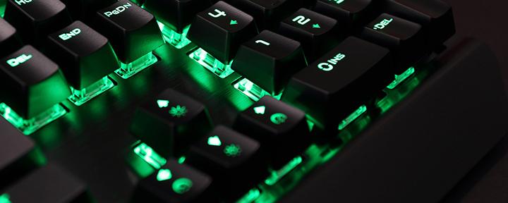 игровые клавиатуры из Китая