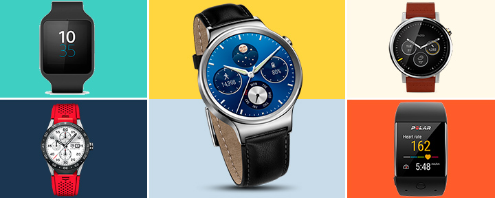 лучшие смарт-часы для Android