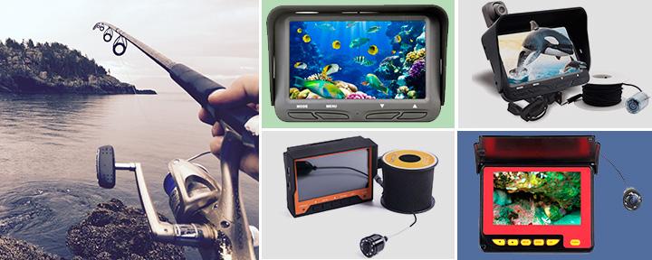 Топ 4: лучшие подводные камеры для рыбалки от 10 до 20 тысяч рублей