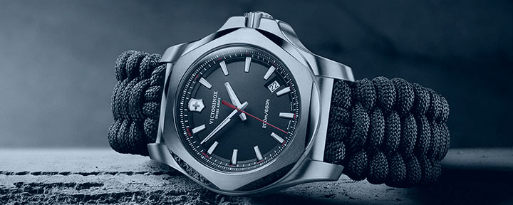 Топ 5: лучшие швейцарские часы Victorinox