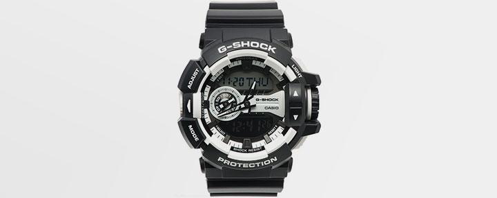 Часы G-SHOCK GA-400-1A
